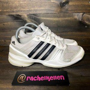 Adidas Women's Size US 7.5 Rally Court Tennis Shoe
